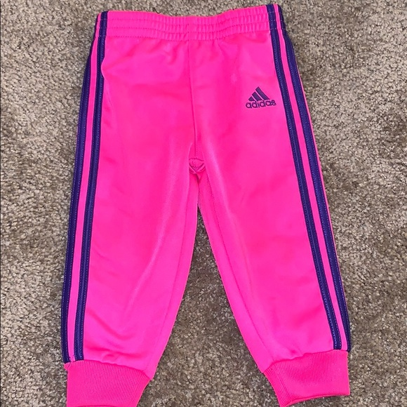 adidas Other - adidas pink joggers
